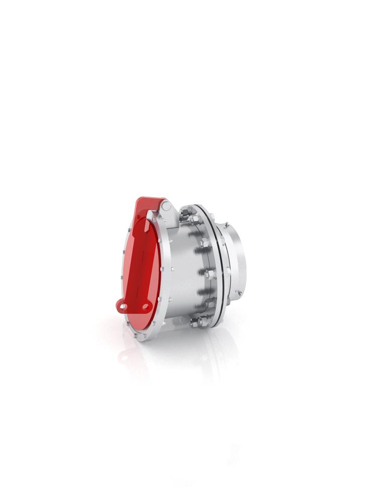 Откидные обратные клапаны серия PMR-V
